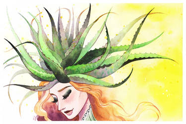 Aloe Crown by primiita