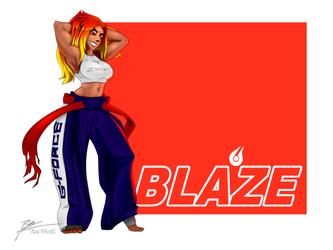 BLAZE by thebbsrx