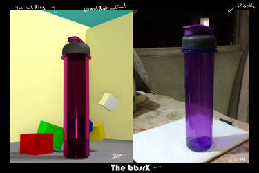 I made a Bottle by thebbsrx