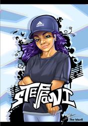 Steffani Portrait by thebbsrx