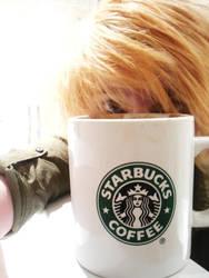 Starbucks. by ninja-kittycat