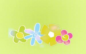 Wallpaper Flower by star-mari