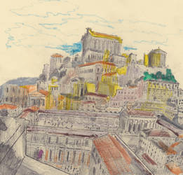 ANCIENT ROME by RighiCarlo