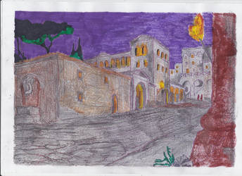 ANCIENT ROME 3 by RighiCarlo