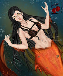 Mermaid by AienmasArt