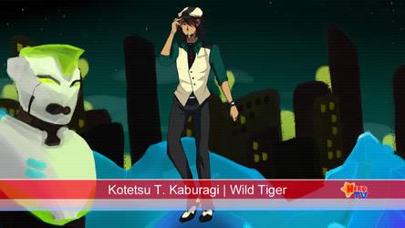 The Wild Tiger by L337Commando