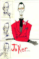 The Joker by Torieles
