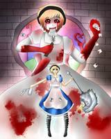 Pewdiepie Madness Returns by amadeuc