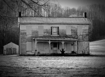 Spooky House by GloriaMae