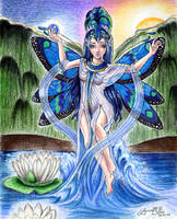 Water Sprite by claidis