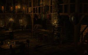 Old Tavern by jekktoz