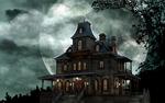 Haunted Manor by latenightrabbit