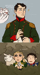actual scene from Black Powder War by annicron