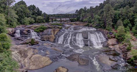 High Falls State Park by Natures-Studio