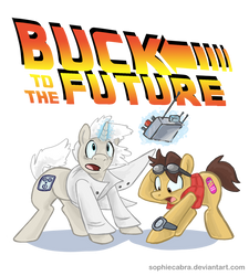 Buck to the Future by SpainFischer