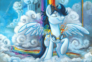 Dash of Color by SpainFischer