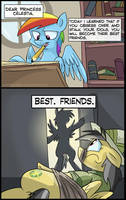 Comic - BFFs by SpainFischer