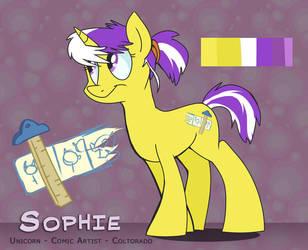 MLP OC - Sophie by SpainFischer