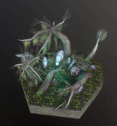 SwampScene by NatteRavnen
