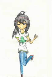Starting my deviantart! :D by kimblast
