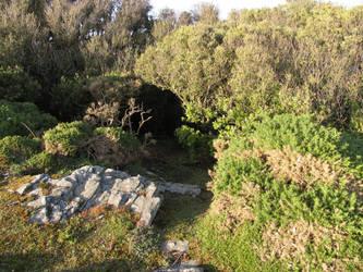 SAN07 5 Cornish Headland by Amarli-stock