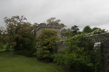 SAN0712 Powderham Castle by Amarli-stock