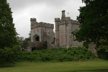 SAN07 18 Powderham Castle by Amarli-stock
