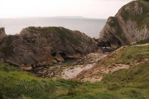 Cliffs by feainne-stock