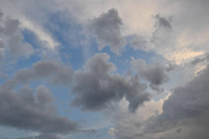 Clouds by feainne-stock