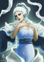 Yue by bchart
