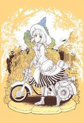 Mail Girl by S-Gondolf