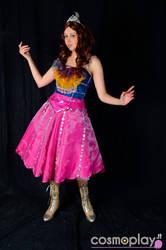 Preview: Christine Daae Masquerade costume by Lilletta