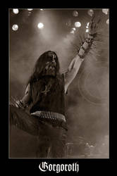 Gorgoroth - Gaahl by iceline
