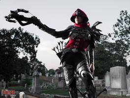 Demon Hunter by FantasyNinja