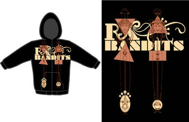 Rx Bandits - Merch7 by bwarekid