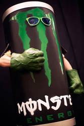 The Monster by FabricatorDjinn
