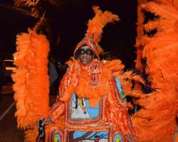 Mardi Gras Indians 80 by Kennyfiddler