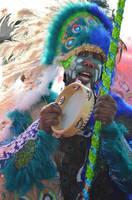 Mardi Gras Indians 26 by Kennyfiddler