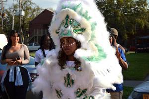 Mardi Gras Indians 32 by Kennyfiddler