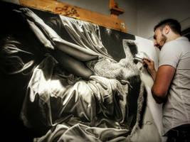 Work in progress: Depositio Maddalenae by EmanueleDascanio