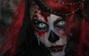 Dia de los Muertos by d1sarmon1a