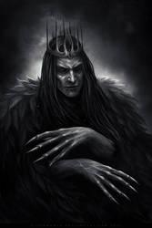 The Dark King by d1sarmon1a