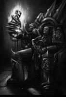Huron Blackheart by d1sarmon1a