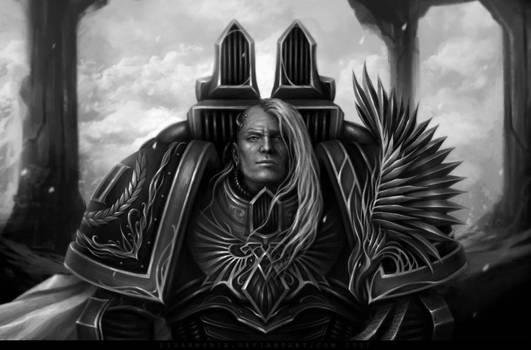 Lord Commander Eidolon by d1sarmon1a