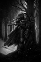 Raven by d1sarmon1a