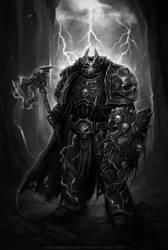 Kheron Ophion by d1sarmon1a