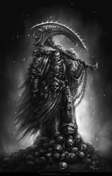 The Betrayer by d1sarmon1a