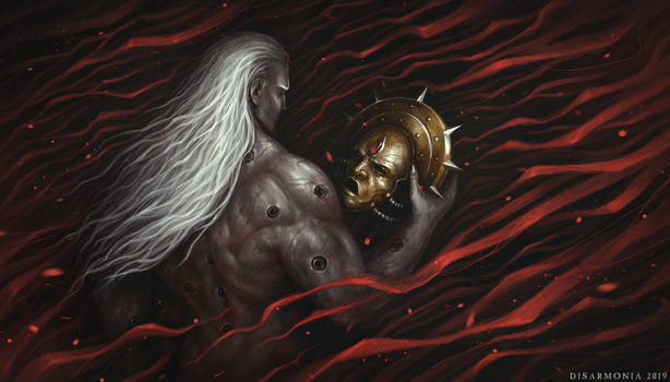 Blood of My Blood by d1sarmon1a