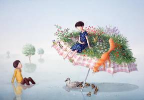 Parasol by perodog