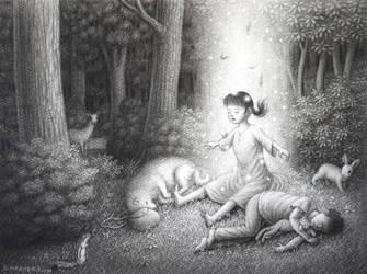 Revelation by perodog